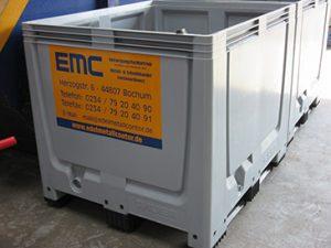 EMC Edel Metall Contor Leistungen 2