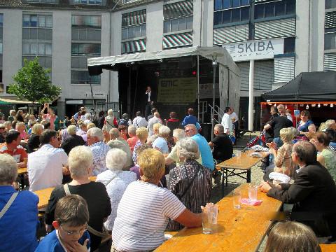 EMC Edel Metall Contor Bochum Sommerfest Herne Bild1